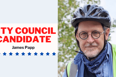 James Papp SLO City Council Candidate
