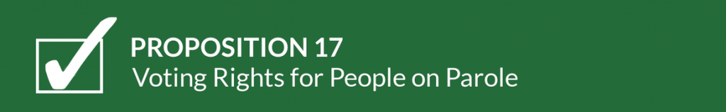 Proposition 17 2020 Election
