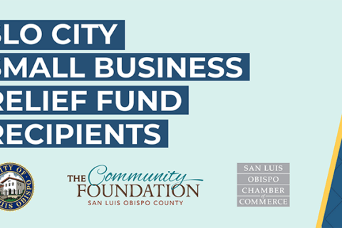 slo city small business relief fund