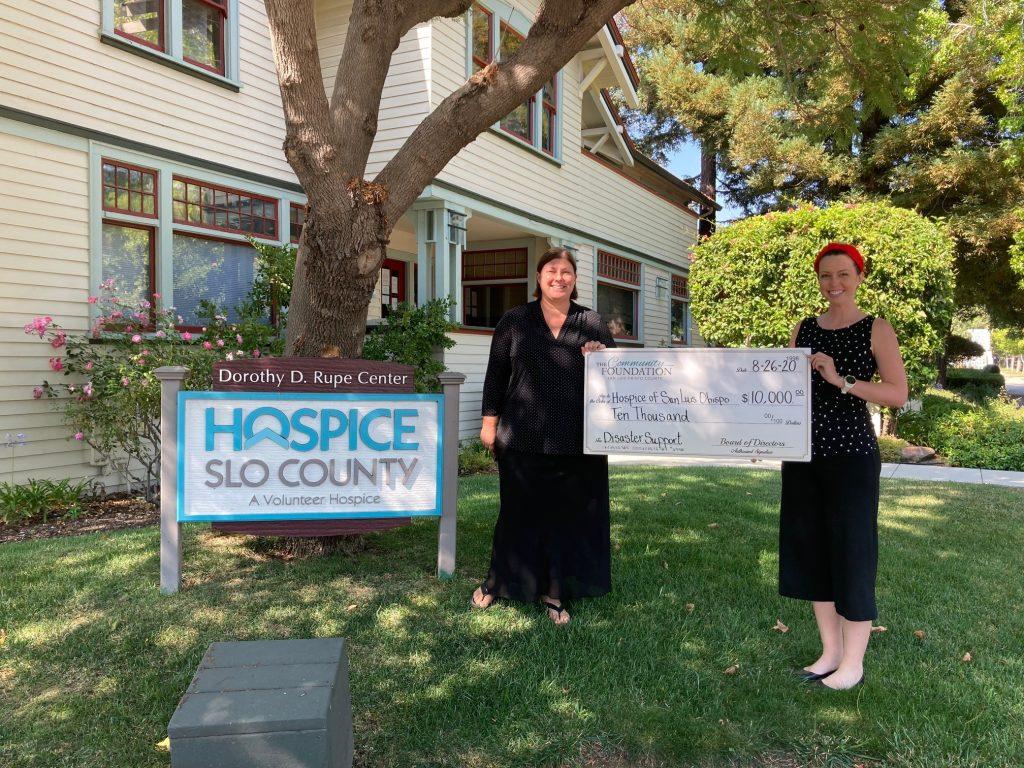 hospice slo county