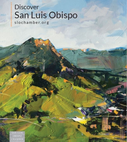 2019/20 San Luis Obispo Visitors Guide