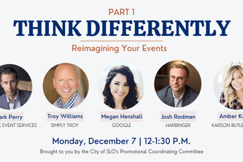 think differently events