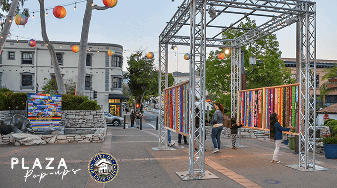 Celebrate Pride and Community Connection All Month Long in Mission Plaza