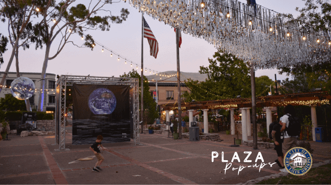 July's Plaza Pop-Up is Out of This World